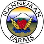 Nanneman Farms Fruit Stand Logo